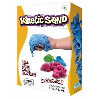 Kinetic Sand Coloured - Multi 2.5kg