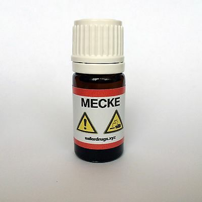 Mecke Reagent 5ml + Test vial + Color chart