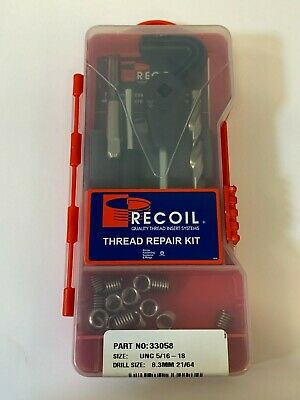 5/16-18 Thread Repair Kit - Recoil #33058 - New in Box!