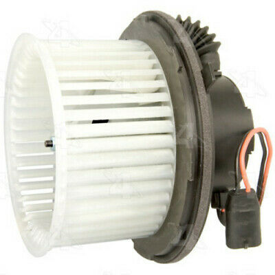 Chevy/GM Front AC Heater HVAC Condenser Blower Motor Assembly with Fan 75748