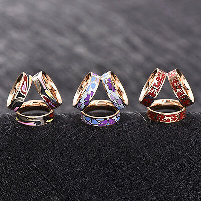 Top Charm Colorful Enamels Copper Tricyclic Scarf Holder Scarf Buckle Clip
