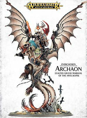 Everchosen Archaon, Exalted Games Workshop Warhammer Age of Sigmar