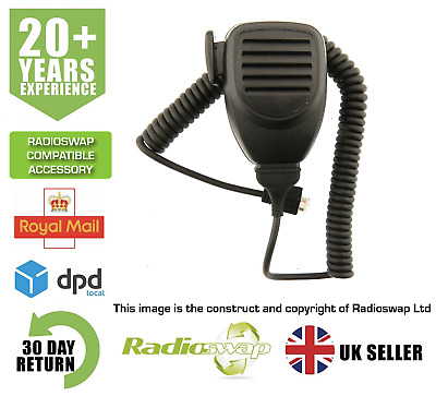KENWOOD FIST MIC FOR TAXI RADIO TK762 TK862 TK780 TK880 (8-PIN) x 1