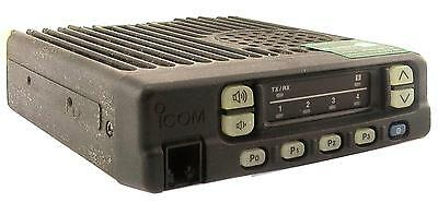 Icom Ic-F310S 25 Watt Vhf Mobile Taxi Vehicle Or Base Radio Free Programming