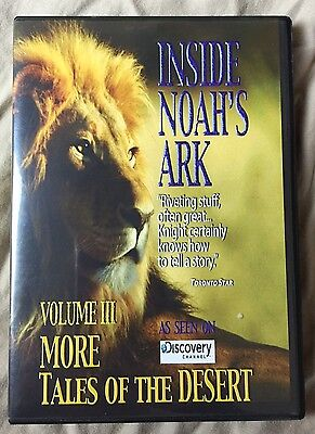 Inside Noah's Ark Volume 3 DVD Discovery Channel Tales of the Desert