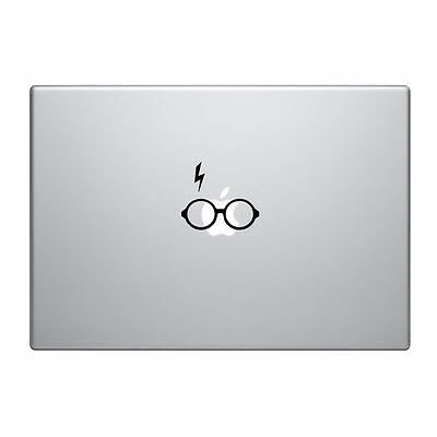 Harry Potter Sticker for Computers. Black decal Australia made