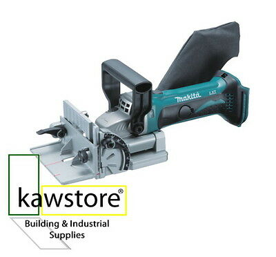 Makita DPJ180Z LXT Biscuit Jointer, 18 Volt, Lithium-ion, Bare Unit, Body Only
