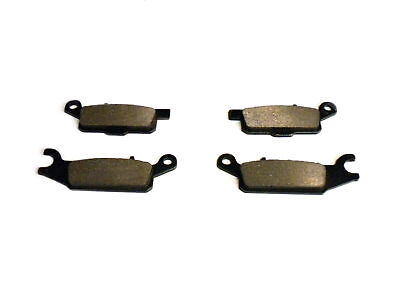 2016 Yamaha Kodiak 700 4x4 ATV Genuine Monster Front Brake Pads