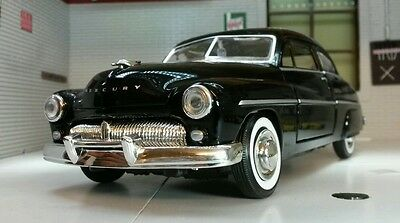 G LGB 1:24 Scale 1949 Ford Mercury Coupe USA Motormax Diecast Model Car 73225