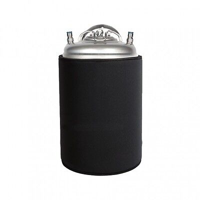 Neoprene Keg Parka for 2.5 Gallon Kegs -Stays Cold for over 4 Hours -Ships Free