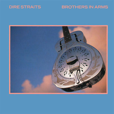 WEA | Dire Straits - Brothers In Arms 180g 2LPs (2006) NEU