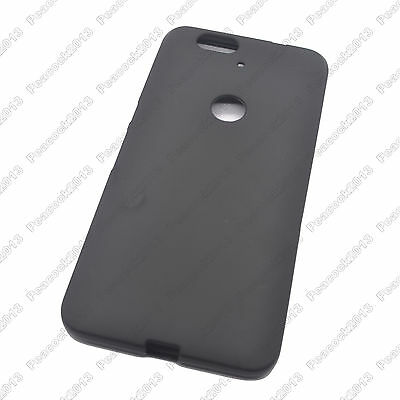 Black Matting TPU Silicone CASE Cover For Huawei Nexus 6P
