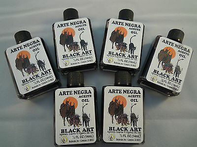 Black Arts anointing oil hex black magic oil spell supplies spells witchcraft