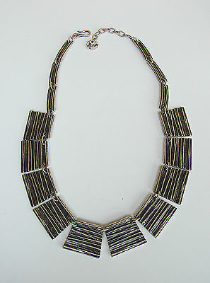 "Modernist Collana "" Ottoman "" Jewellery - Brutalist Ottoman Necklace Jewellery"