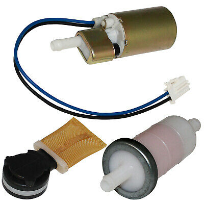 Fuel Pump & Filter Fit Kawasaki Ksv700 Kfx700 2004-2009