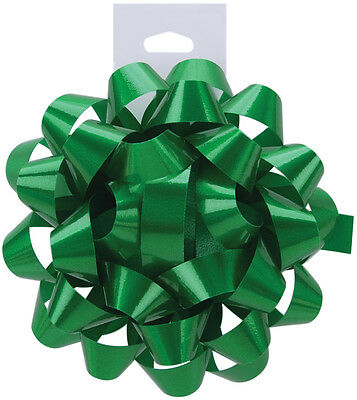 """Carnival Bow 4.5"""" Emerald 601BOW-81"""
