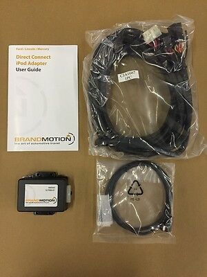 2005-2009 Saleen Ford Mustang BrandMotion Direct Connect iPod Adapter With Sat