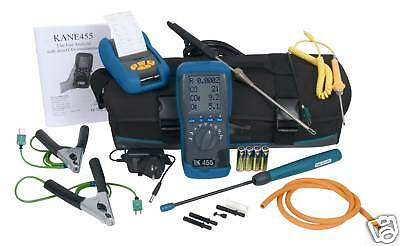 Kane 455 Pro Kit Flue Gas Analyser ***NOW OBSOLETE USE KM458****