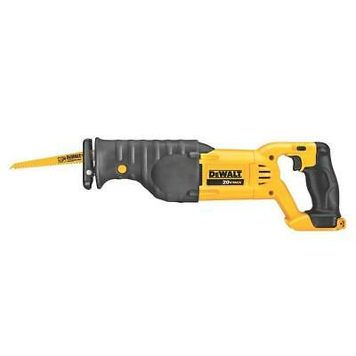 DEWALT DCS380B 20V MAX Li-Ion Cordless Reciprocating Saw (Tool Only)
