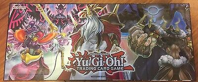 Yugioh - Legendary Collection 5D's - Double Sided Game Board / Playmat