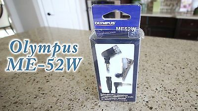 Olympus ME-52W Noise Cancellation Microphone