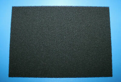 35cm x 24cm DIY CARBON FOAM SHEET FILTER MEDIA PAD FISH TANK JUWEL FLUVAL EHEIM