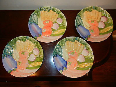 Collector plates fitz floyd decorative collectible for Fitz and floyd canape plate