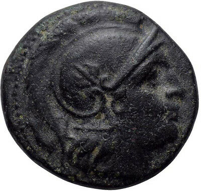 KINGS OF THRACE. Lysimachus (305-281 BC). Ae.