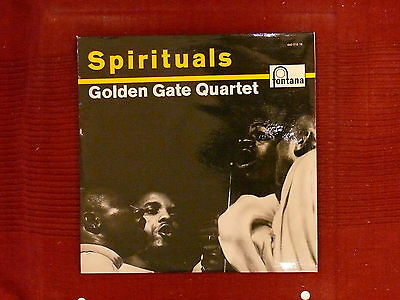 25 cm Golden Gate Quartet Spirituals    662 010 TR