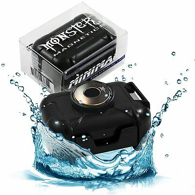 Monster Magnetic New Secret Stash Box Case Waterproof GPS Tracker Item Finder