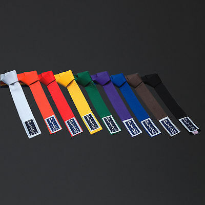 Blitz Jujitsu Belt - All colours and Sizes