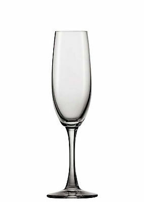Set of 6 NEW Spiegelau Winelovers Champagne Flute Glasses Crystal Lead Free