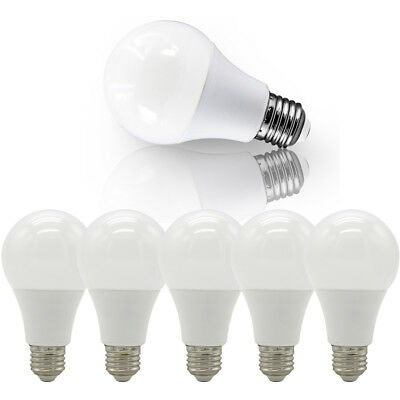 E27 B22 Bayonet LED Bulb 3/5/7/ 9/12/15w Day/Warm White Energy Saving Light 220V