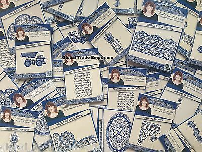 Tattered Lace Cutting Dies - Brand New - Very Latest Releases - Cheapest Prices