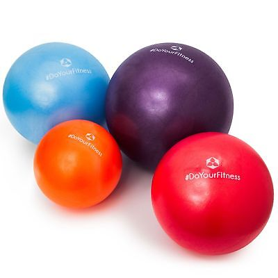Overball Yoga Pilates Gymnastik Rücken Fitness Entspannung Therapieball Ball