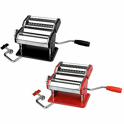 3 In 1 Pasta Maker Machine Lasagne Spaghetti Tagliatelle Stainless Steel Cutter