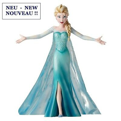 "DISNEY SHOWCASE - Skulptur - ""ELSA - DISNEY FROZEN"" XL VERSION - 4049616 NEU !!!"