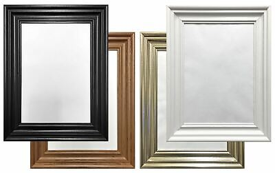 Poster Photo Picture Frame Spoon Gloss Finish Wide Molding Large Frames