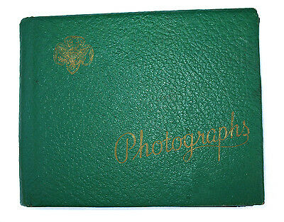 1940s Girl Scout PHOTO ALBUM BOOK Photographs Collectors GIFT Combine Shipping