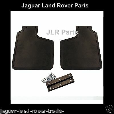 Land Rover Discovery 1 Set of Front Mud Flaps with Fixing Kit - RTC6820
