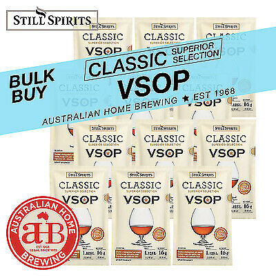 Still Spirits Classic VSOP x8 Cognac style essence homebrew spirit making