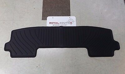 Toyota Highlander 08-13 Factory 3rd Row All Weather Rubber Floor Mat Genuine OEM