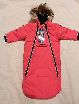 Canada Goose Infant Bunny Bunting Down Filled Guaranteed Authentic