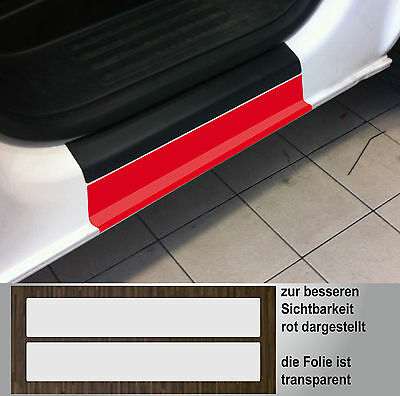 Lackschutzfolie clear Entrances Doors for VW T5, all Models