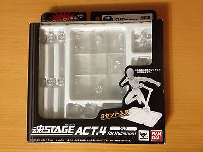 Bandai TAMASHII STAGE ACT4 FOR HUMANOID S.H.Figuarts Display Stage/Stand