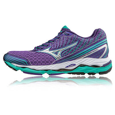 Mizuno Wave Paradox 2 Womens Support Running Road Sports Shoes Trainers
