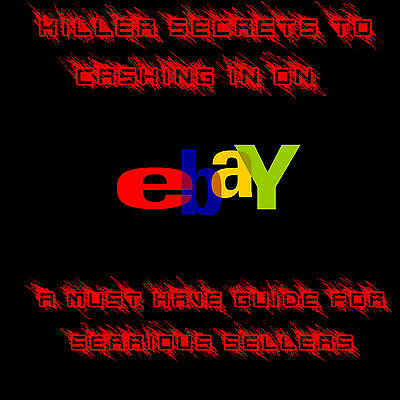 Guide to Cashing in on eBay Ebook Master Resell Rights