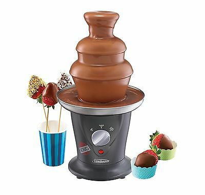 Sunbeam CF4200 Snack Heroes™ Chocolate Fountain