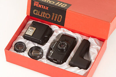Pentax Auto 110 Outfit // 22040,61