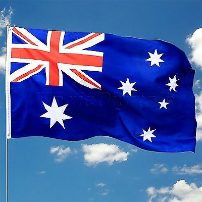 Australian Aussie Australia National Flag For Sports Olympics Banner Decor 3x5FT